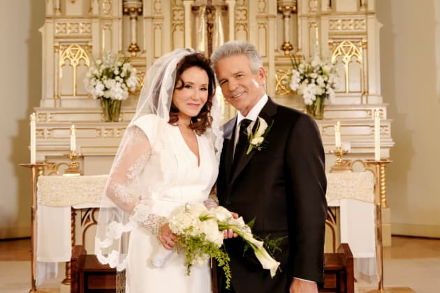 Sharon and Andy - Major Crimes