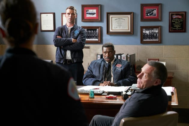 That's Dangerous - Chicago PD Season 5 Episode 16