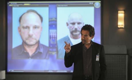 Rossi gives a lesson - Criminal Minds Season 12 Episode 9