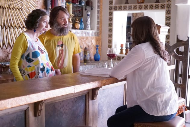 discussion with Gail - The Last Man on Earth Season 4 Episode 13