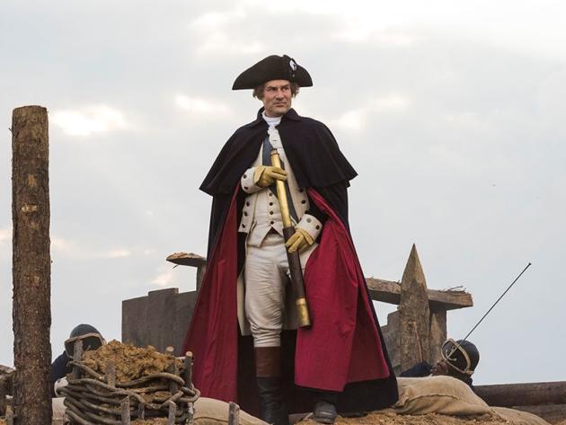 Laying Siege - Turn: Washington's Spies
