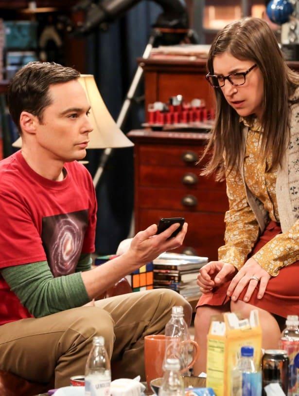 Big News - Tall - The Big Bang Theory Season 12 Episode 23