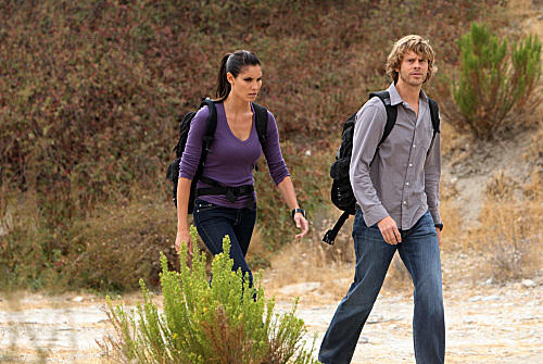 Deeks and Kensi Picture