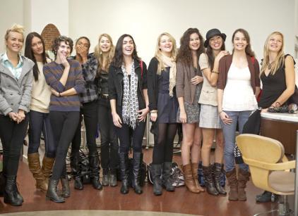 Watch America's Next Top Model Season 16 Episode 3 Online