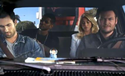 The Voice Season 4 Promo: Welcome, Usher and Shakira!