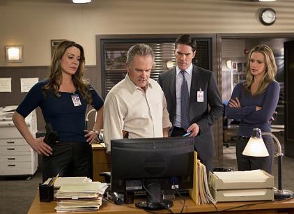 Watch Criminal Minds Season 8 Episode 20 Online