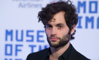 Penn Badgley Is 'Very Troubled' By The Accusations Against YOU Co-Star Chris D'Elia
