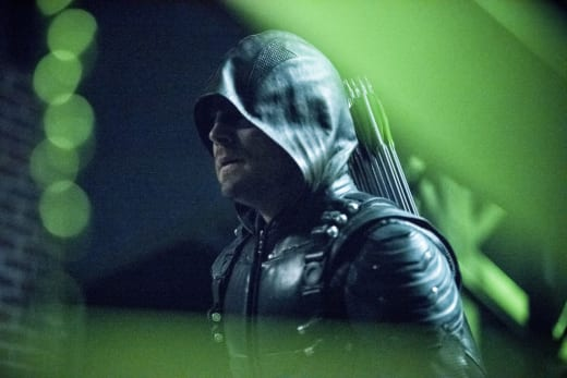 Bringing The Green - Arrow