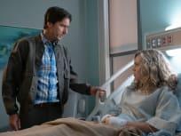 Pat and Courtney hospital long - Stargirl Season 1 Episode 8