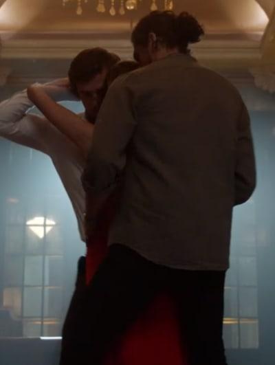 Love Triangle or Throuple?  - Good Trouble Season 1 Episode 13