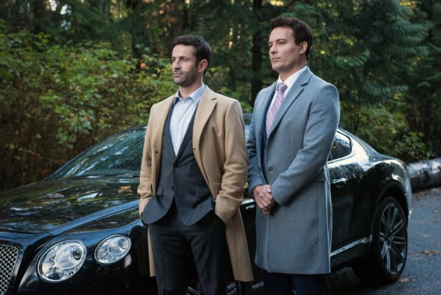 The British Men of Letters are here to help - Supernatural Season 12 Episode 9