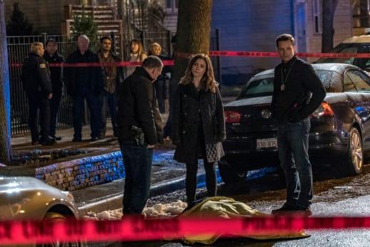 Murder Investigation - Chicago PD Season 4 Episode 20