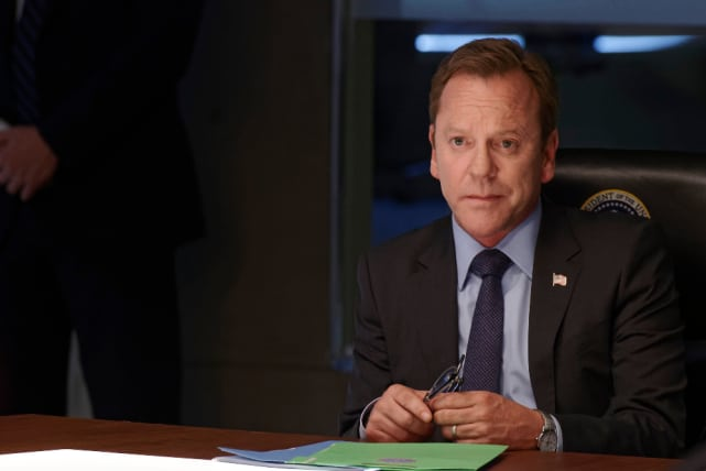 The Pressure is On - Designated Survivor Season 1 Episode 4