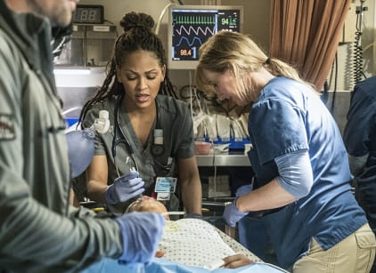 Watch Code Black Season 1 Episode 18 Online