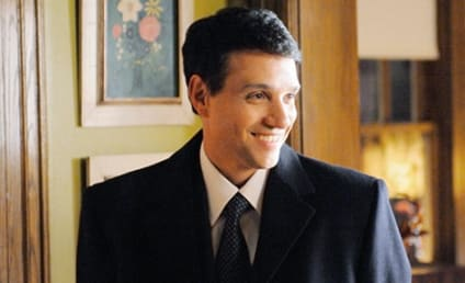 Ralph Macchio Discusses Return to Ugly Betty