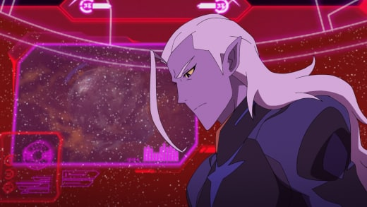 Lotor Prepares for Battle - Voltron: Legendary Defender