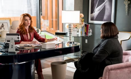 Plum Tries To Offer Suggestions - Dietland Season 1 Episode 4