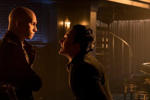 Victor versus Penguin - Gotham Season 4 Episode 11