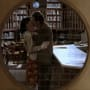 Library Kiss - Buffy the Vampire Slayer Season 2 Episode 11
