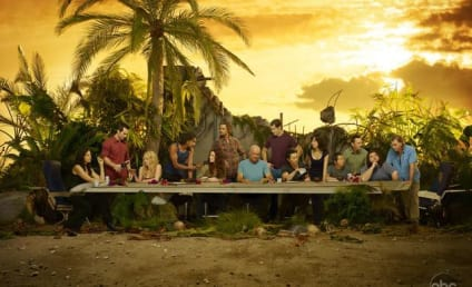 The Lost Supper, Take Three: ABC Releases Third Lost Promo Pic