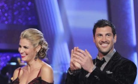 Erin and Maks Picture