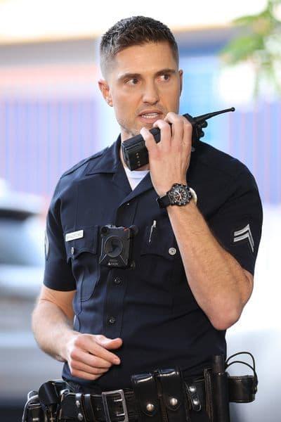 Bradford Calls It In - The Rookie Season 3 Episode 8