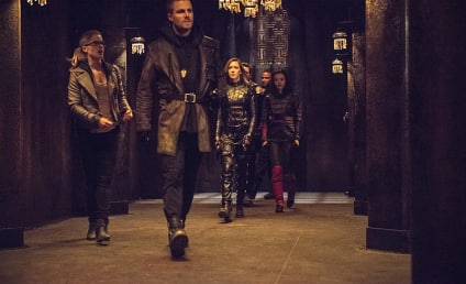 Arrow Season 3 Episode 22 Review: This is Your Sword