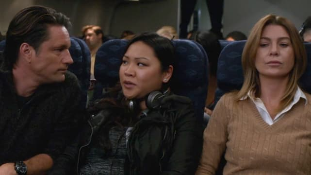 """In The Air Tonight,"" Grey's Anatomy Season 13 Episode 20"