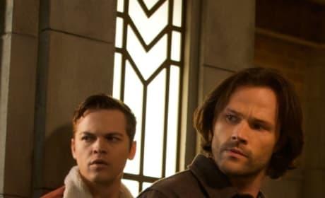 Jack Saves the Day - Supernatural Season 14 Episode 10