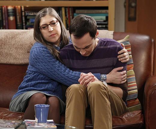Sheldon Reacts Badly