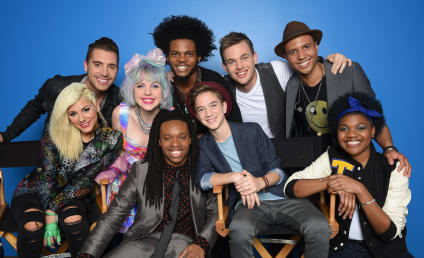 American Idol: The Top 9 Take it to the 80s!