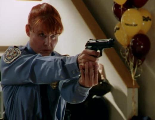 Third Assassin - Buffy the Vampire Slayer Season 2 Episode 10