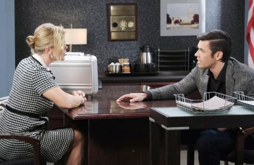 Sami Tries to Make a Deal - Days of Our Lives