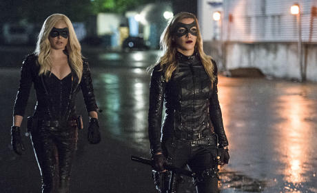 Sisters - Arrow Season 4 Episode 6