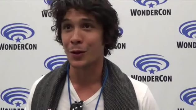 Bob Morley And Lindsey Morgan