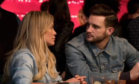 Kelsey Knows the Truth - Younger Season 4 Episode 1