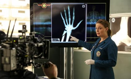 Bones Season 11 Episode 18 Review: The Movie in the Making