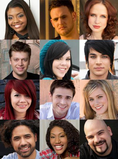 American Idol, Second 12