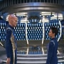 Vertical Saru and Burnham - Star Trek: Discovery Season 2 Episode 1
