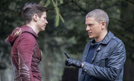 Say What?! - The Flash Season 3 Episode 22