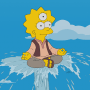 Divine Encounters - The Simpsons