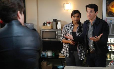 Trying to Impress - The Mindy Project