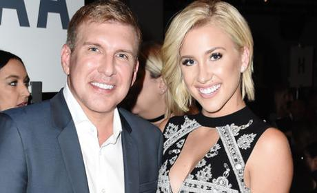 Todd and Savannah - Chrisley Knows Best
