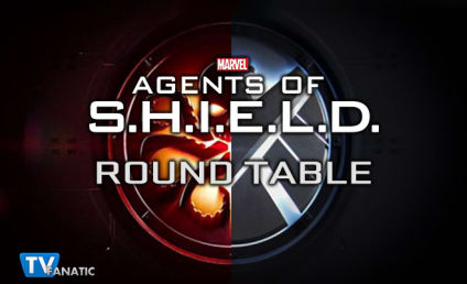 Agents of S.H.I.E.L.D. Round Table: Blue Man Group