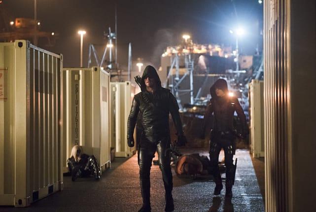 Arrow -- The CW