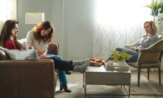 Maya jealous - Station 19 Season 4 Episode 8