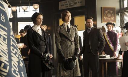 Timeless Season 2 Episode 7 Review: Mrs. Sherlock Holmes