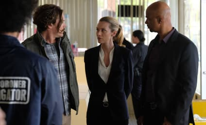 Lethal Weapon Photo Preview: Leo Getz Finally Arrives!