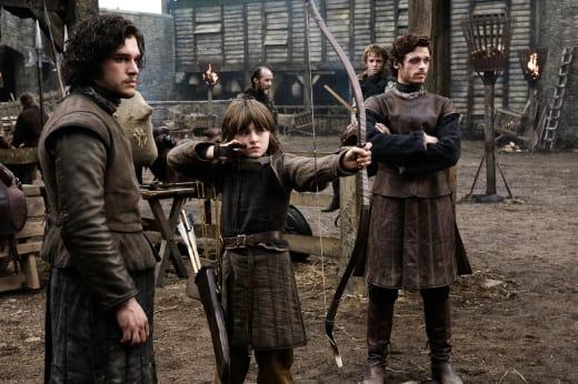 The Stark Boys