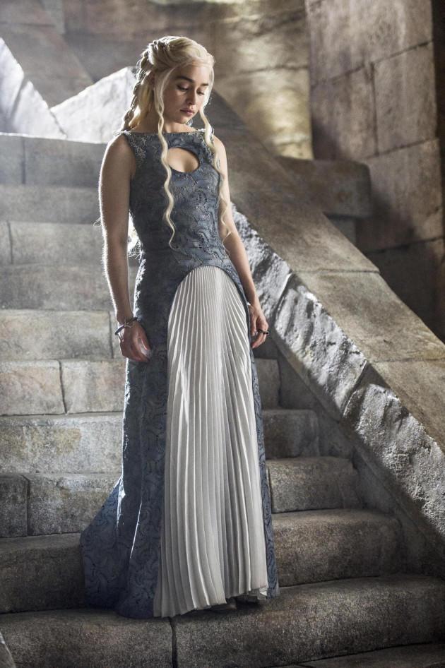 Daenerys Targaryen in Thought